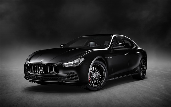 2018 Maserati Ghibli Nerissimo Black Edition Views:2300
