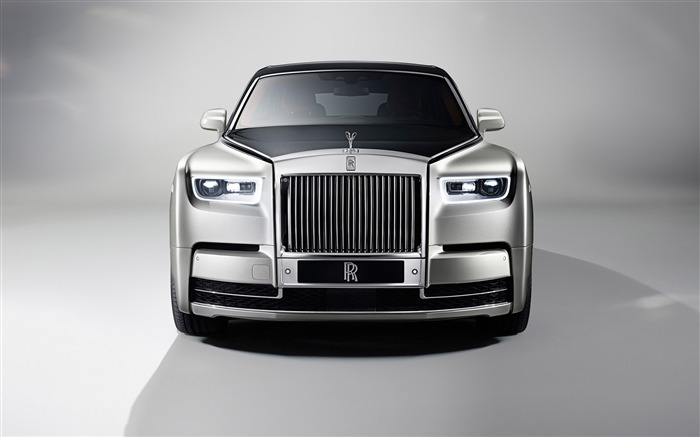 2018 Rolls-Royce Phantom Auto HD Wallpaper 02 Views:990