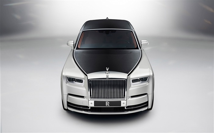 2018 Rolls-Royce Phantom Auto HD Wallpaper 03 Views:997