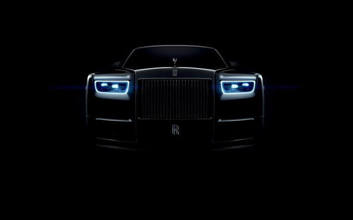 2018 Rolls-Royce Phantom Auto HD Wallpaper 04 Views:615