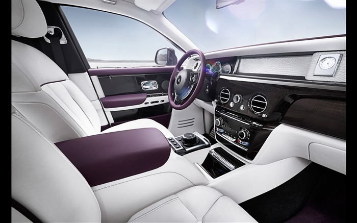 2018 Rolls-Royce Phantom Auto HD Wallpaper 09 Views:1092