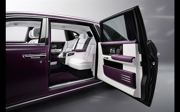 2018 Rolls-Royce Phantom Auto HD Wallpaper 10 Views:627