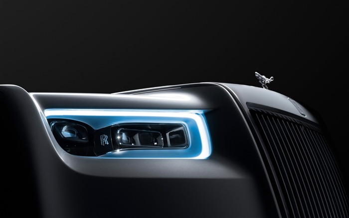 2018 Rolls-Royce Phantom Auto HD Wallpaper 20 Views:452