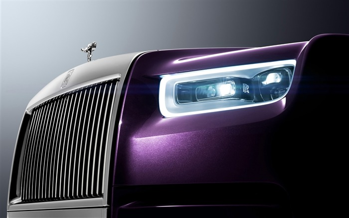 2018 Rolls-Royce Phantom Auto HD Wallpaper 25 Views:635