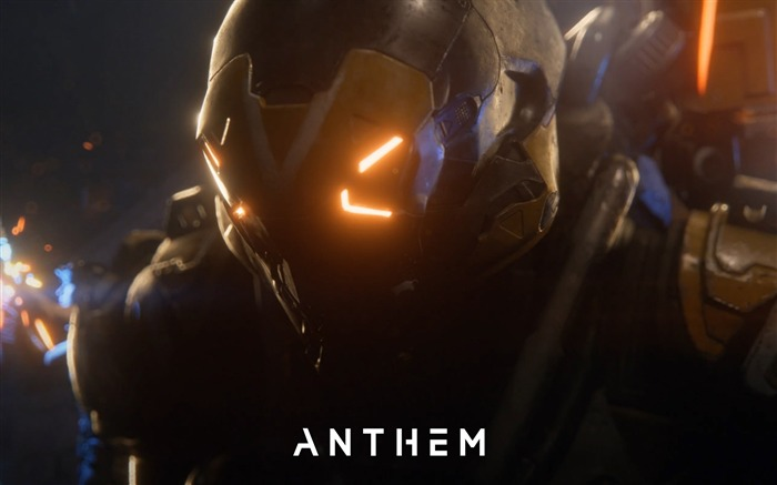 Anthem Gameplay E3-2017 Game Poster Wallpaper Views:502