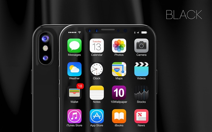 Apple 2017 WWDC iPhone 8 Newest HD Wallpaper Views:1981