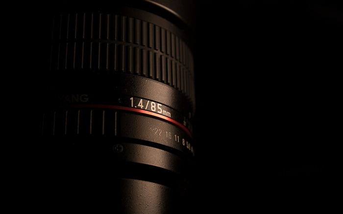 Close up camera lens-Design HD Wallpaper Views:1051