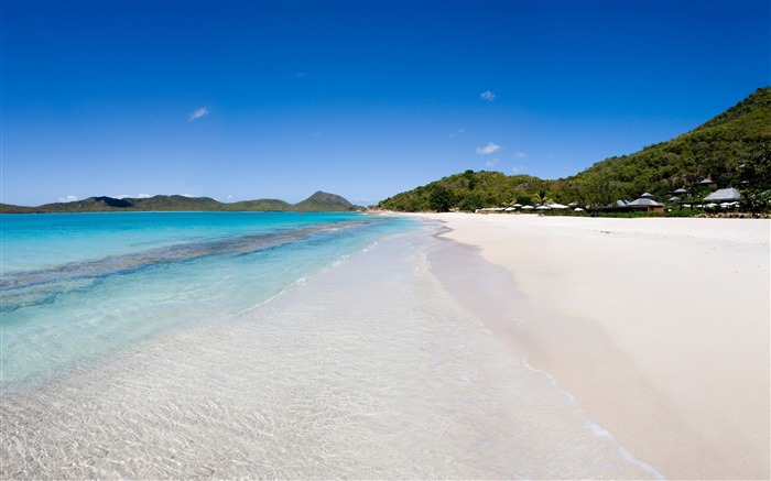Hermitage bay antigua-Nature HD Wallpapers Views:538