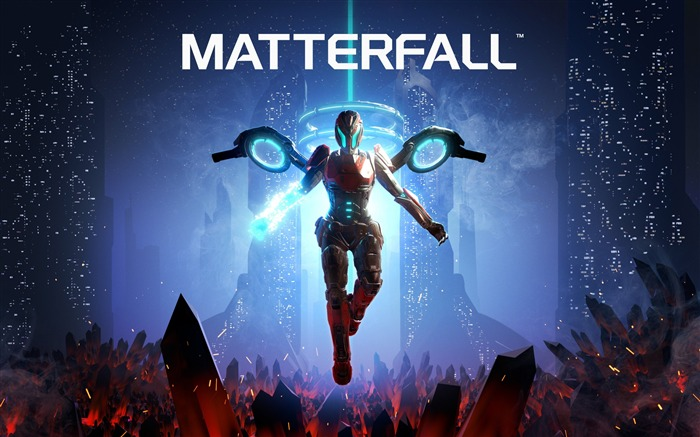 Matterfall-2017 Game Poster Wallpaper Views:551