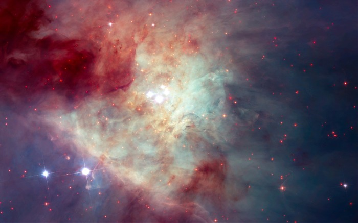 Orion nebula hubble mosaic-Universe HD Wallpapers Views:2096