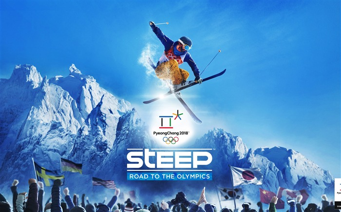 Steep Road to the Olympic-2017 High Quality Wallpaper Views:447
