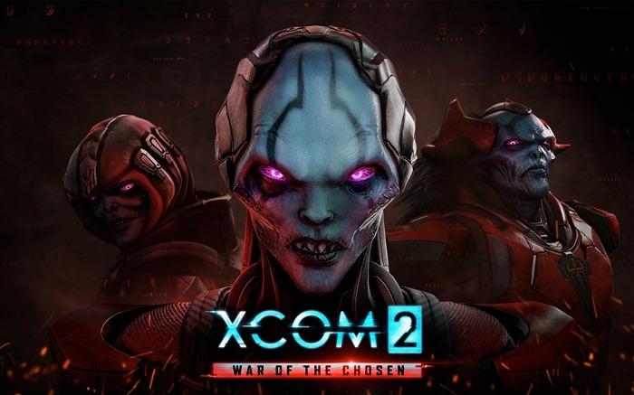 xcom 2 war of the chosen-2017 Game Poster Wallpaper Views:205