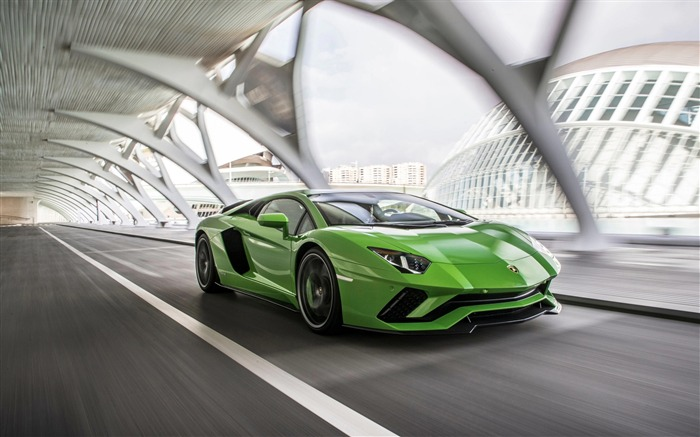 2017 Lamborghini Aventador s-2017 Auto Wallpaper Views:396