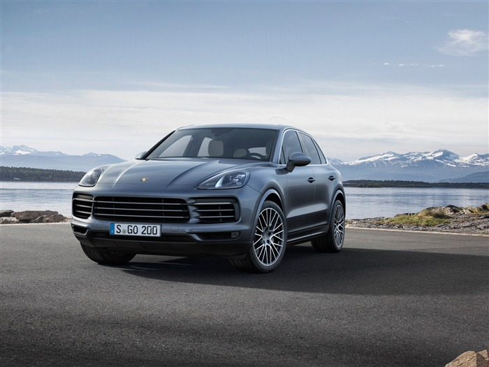 2017 Porsche Cayenne-2017 Auto Wallpaper Views:494