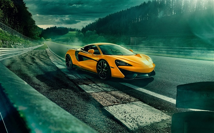 2018 Mclaren 570s-2017 Auto Wallpaper Views:547