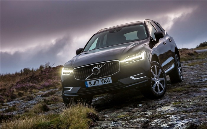 2018 Volvo xc60-2017 Auto Wallpaper Views:843