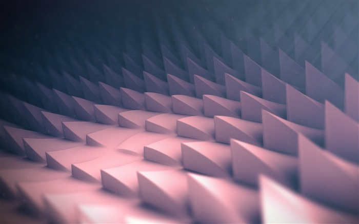 Abstract Spikes-Vector HD Wallpaper Views:971