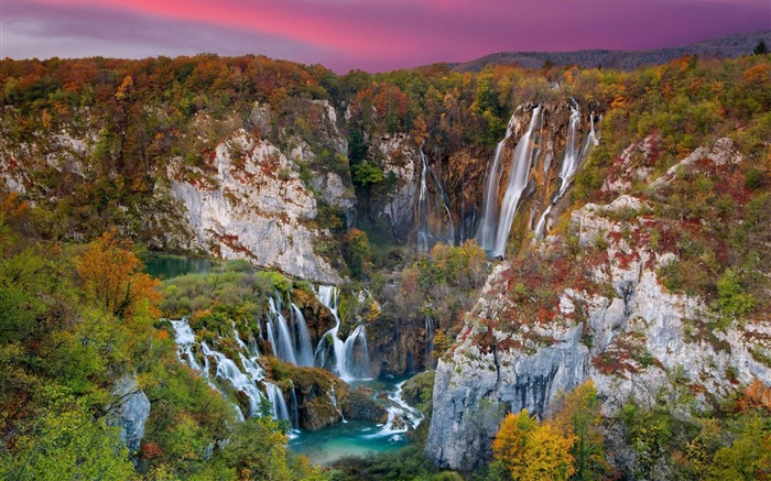 Croatia plitvice national park-National Geographic Wallpaper Views:620