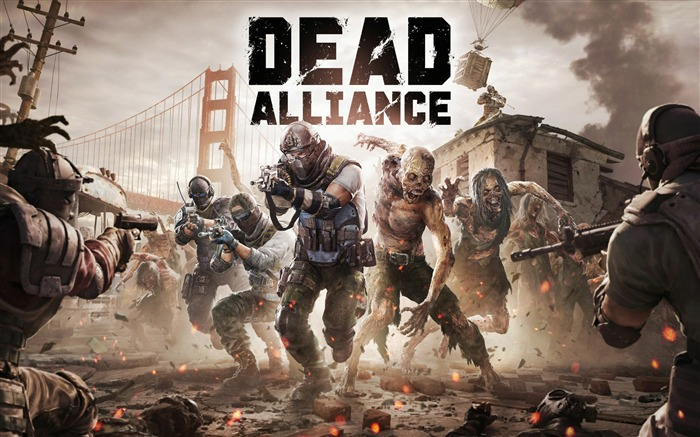 Dead alliance-2017 Game HD Wallpapers Views:1149