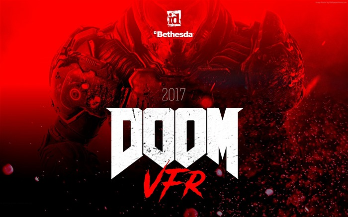 Doom vfr-2017 Game HD Wallpapers Views:1092
