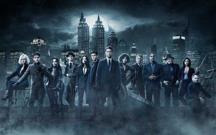 Gotham season 4 cast-2017 Movie Wallpaper Views:1858