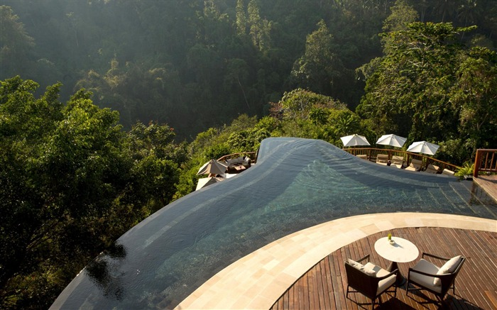 Indonesia swimming pools-National Geographic Wallpaper Views:355