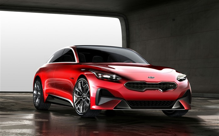 KIA proceed concept-2017 Auto Wallpaper Views:495