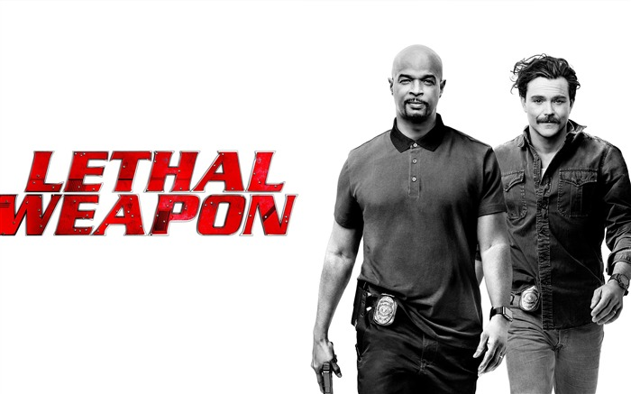 Lethal weapon-2017 Movie Wallpaper Views:1142