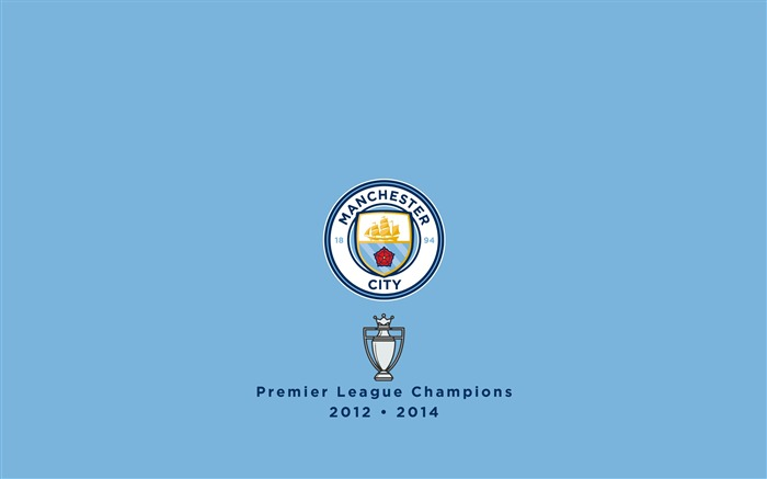 Manchester City Champions-European Football Club HD Wallpapers Views:239
