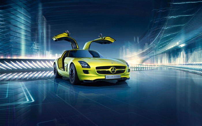 Mercedes benz sls amg-2017 Auto Wallpaper Views:261