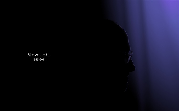 Steve Jobs-High Quality Wallpaper Views:285