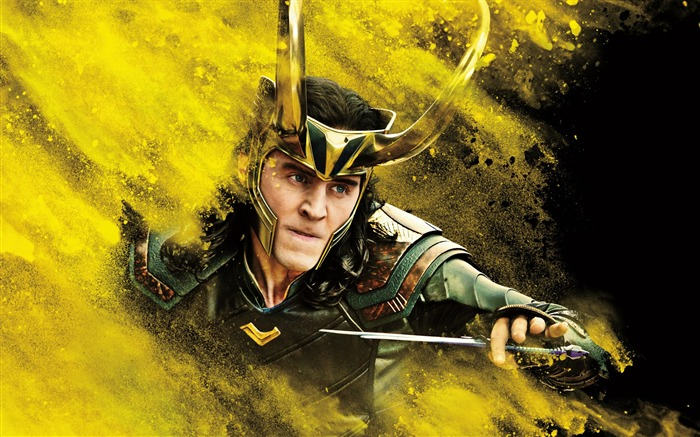 Thor ragnarok tom hiddleston as loki-2017 Movie Wallpaper Views:1171