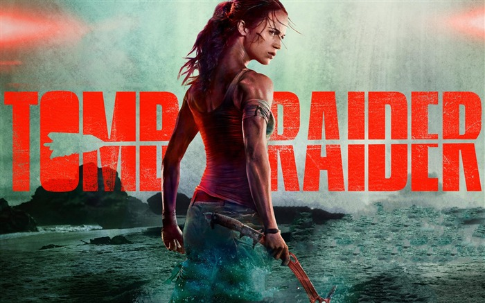 Tomb raider alicia vikander-2017 Movie Wallpaper Views:915