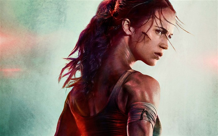 Tomb raider alicia vikander Lara Croft-2017 Movie Wallpaper Views:945