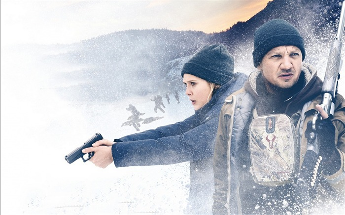 Wind river-2017 Movie Wallpaper Views:749