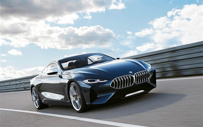 2017 BMW Concept 8 Series HD Wallpaper Views:1643