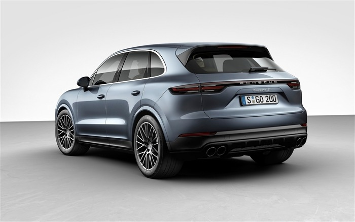 2018 Porsche Cayenne HD Wallpaper 01 Views:510