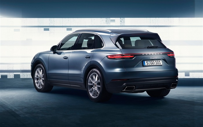 2018 Porsche Cayenne HD Wallpaper 03 Views:450