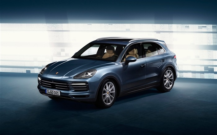 2018 Porsche Cayenne HD Wallpaper 09 Views:382