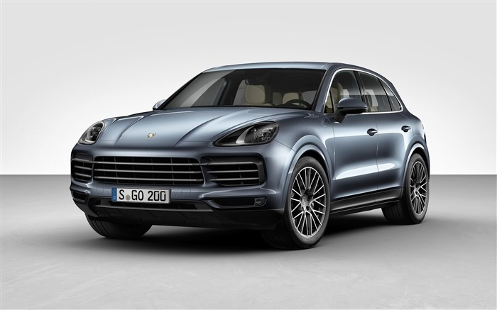 2018 Porsche Cayenne HD Wallpaper Views:540