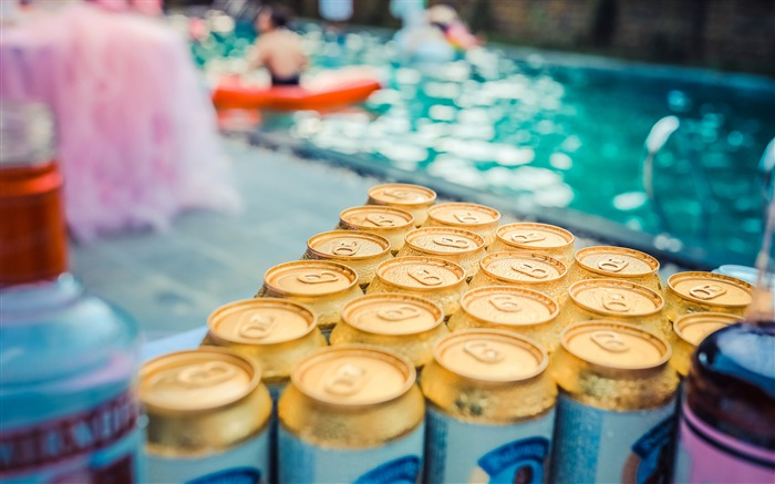 Alcoholic beverages party swimming pool HD Wallpaper Views:866