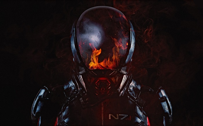 Mass effect andromeda 2017 Game Wallpapers Views:454