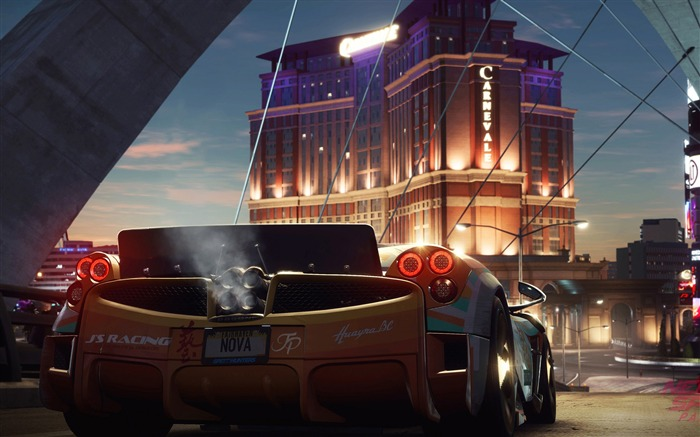 Need for speed payback 2017 Game Wallpaper Views:239