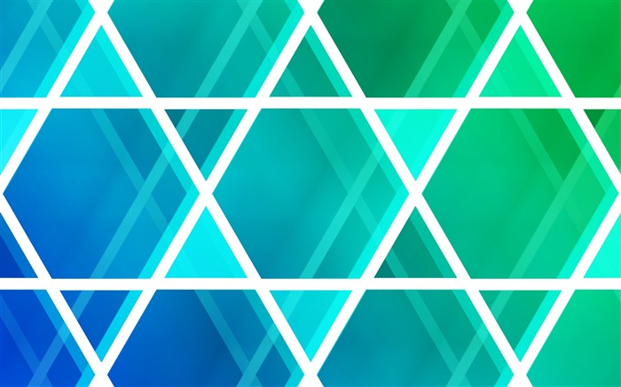 Neon triangles High Quality Wallpaper Views:479