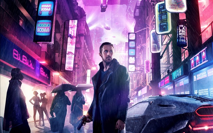 Blade Runner 2049 2017 HD Movies Wallpaper Views:5692