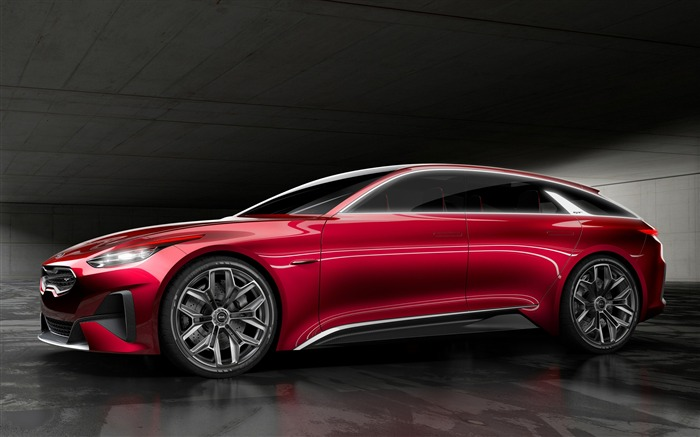 kia proceed concept-Car Poster Wallpaper