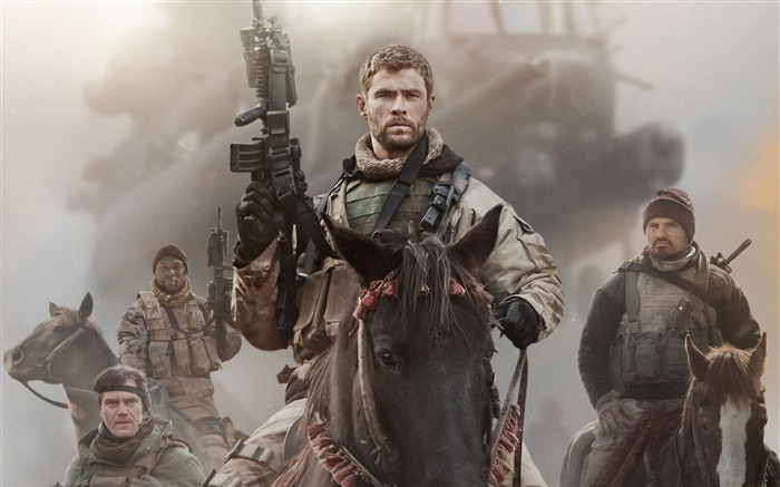12 Strong 2018 High Quality Wallpaper Views:2389 Date:11/1/2017 5:48:20 AM