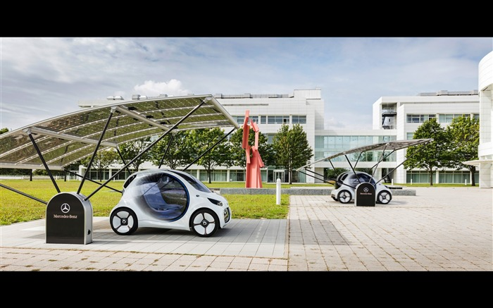 2017 Benz Smart Vision EQ Fortwo HD Wallpaper 14 Views:397