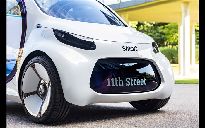 2017 Benz Smart Vision EQ Fortwo HD Wallpaper 19 Views:142