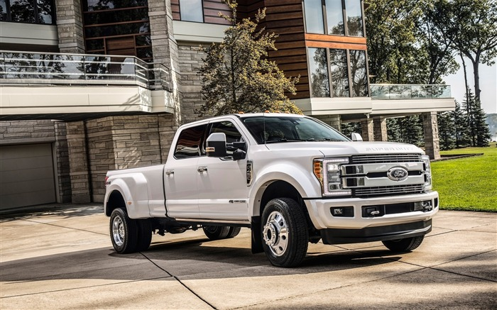 2018 Ford F-Series Super Duty HD Wallpaper Views:782
